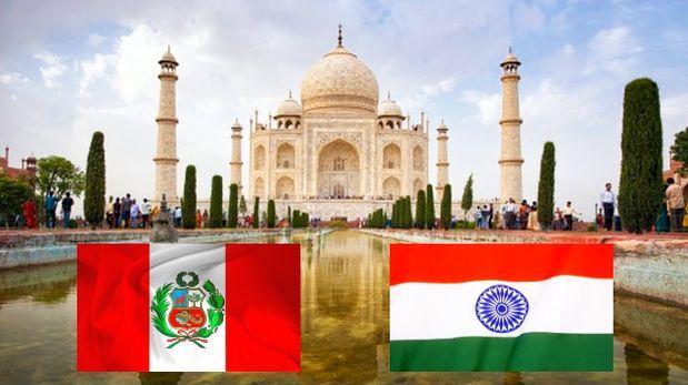 india peru