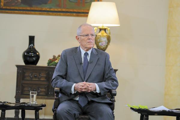 Perú : esta semana se decide suerte del Presidente PPK