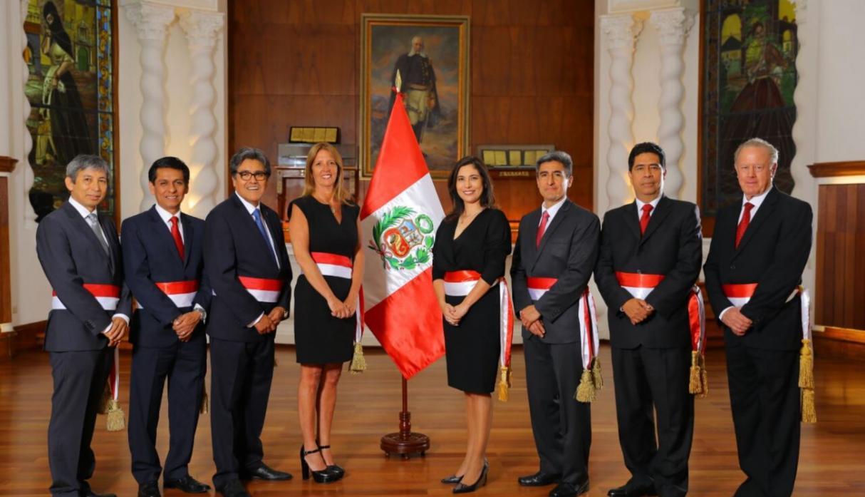 Gabinete de Ministros en Perú